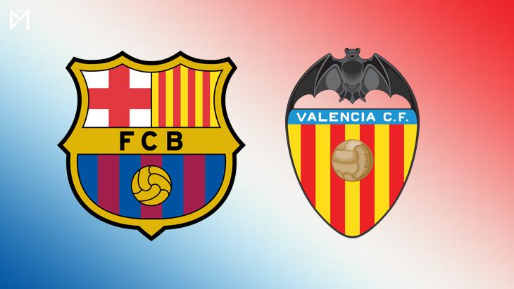 Valence s'offre la Coupe du Roi face au Barça