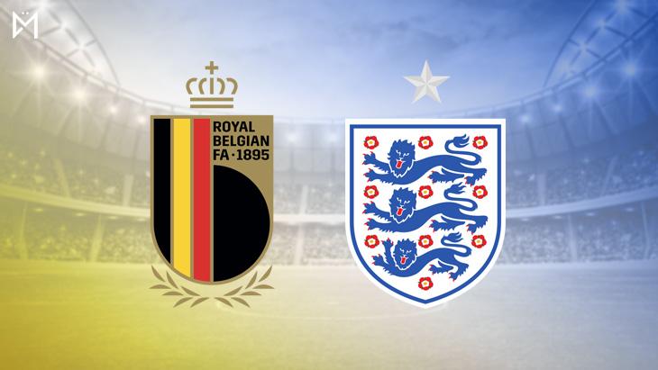 Sur quelle chaîne et à quelle heure — Belgique-Angleterre