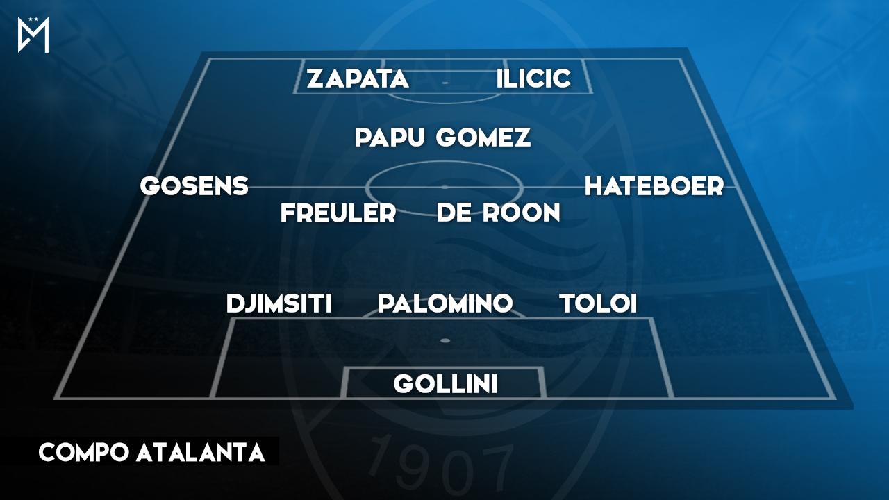 Juventus-Atalanta : les compos officielles - Bénin Web TV