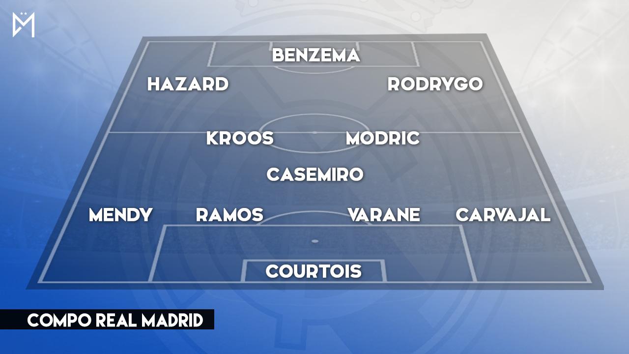 Perez s'emballe un peu trop pour Benzema — Real