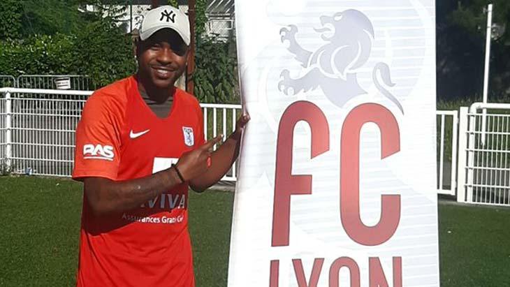 Le cousin de Neymar s'engage au FC Lyon