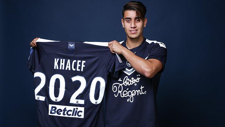 Officiel: Bordeaux se fait prêter Naoufel Khacef
