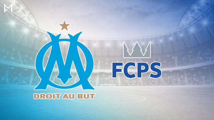 Une balade pour le premier match amical — Marseille