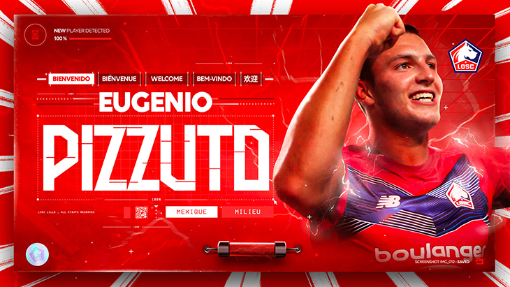 Officiel : le LOSC confirme la signature d'Eugenio Pizzuto
