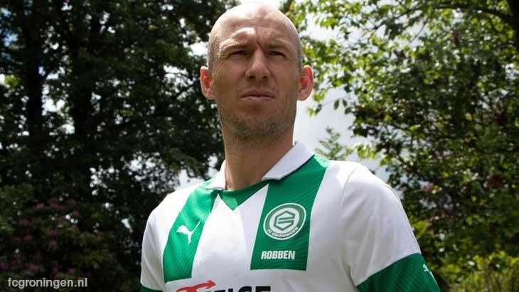 Arjen Robben sort de sa retraite pour signer à Groningen — Pays-Bas