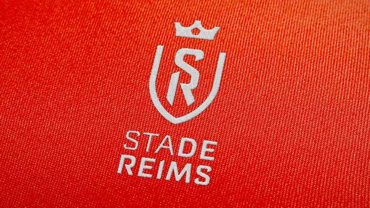 Nouveau logo et nouvelle signature pour Reims — Stade Reims