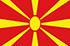 Drapeau du pays : FYR Macédoine