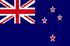 Drapeau du pays : Nouvelle-Zélande