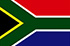 Drapeau du pays : Afrique du Sud