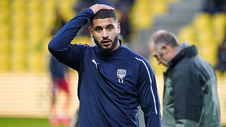 L'option d'achat de Youssef Aït Bennasser pas levée — Girondins de Bordeaux