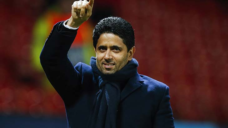 Nasser Al-Khelaïfi (re)met les points sur les i — PSG