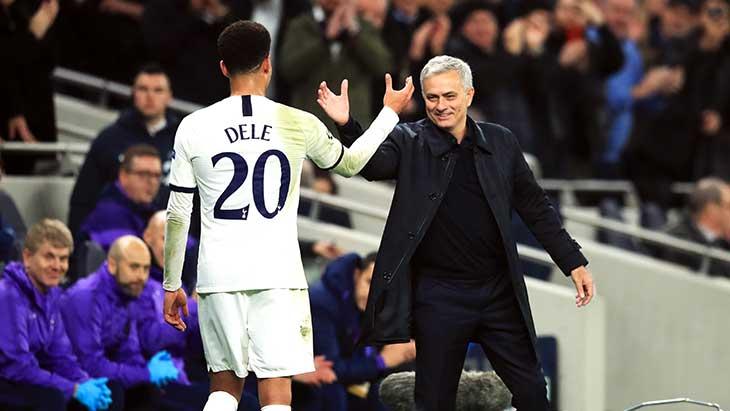 Dele Alli au PSG? José Mourinho se prononce — Tottenham