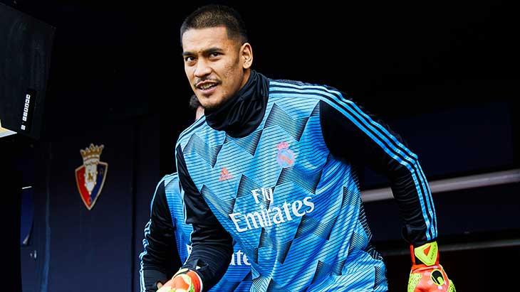 Le Real Madrid renvoie Areola au PSG — Esp