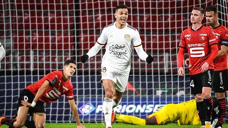 Ligue 1: Rennes, avec Jérémy Doku, battu par Bordeaux (1-0)