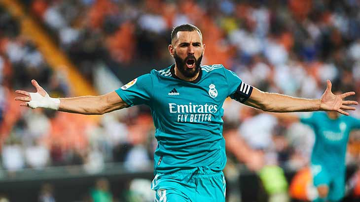 benzema-capitaine-real-joie-valence-vert