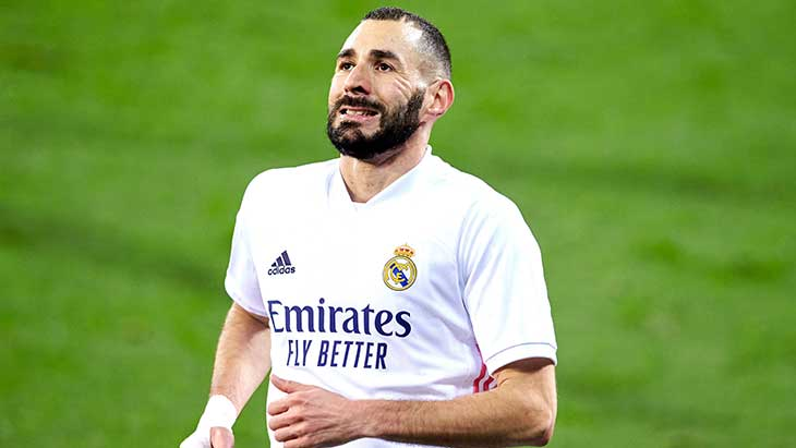 benzema-grimace-real