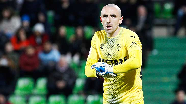 Bernardoni transféré de Bordeaux (Off) — Angers SCO Mercato