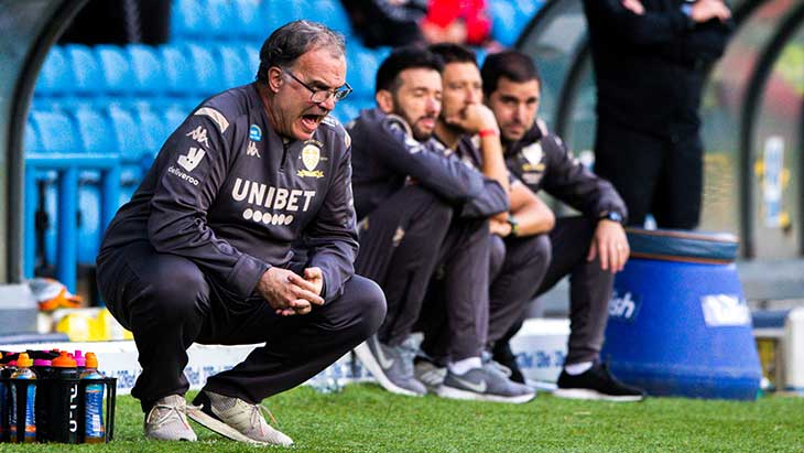 Marcelo Bielsa poursuit avec les Peacocks (Officiel) — Leeds