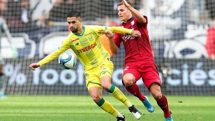 Match Bordeaux - Nantes :