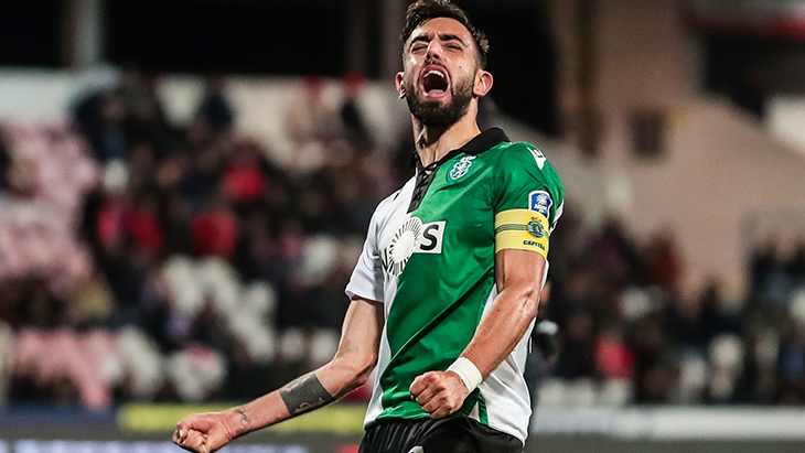 Officiel : Manchester United recrute Bruno Fernandes