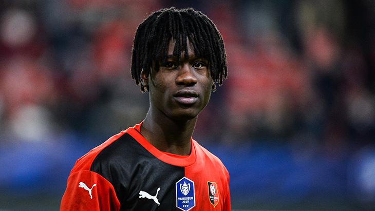 Camavinga acheté par le Real Madrid puis prêté à Rennes ?