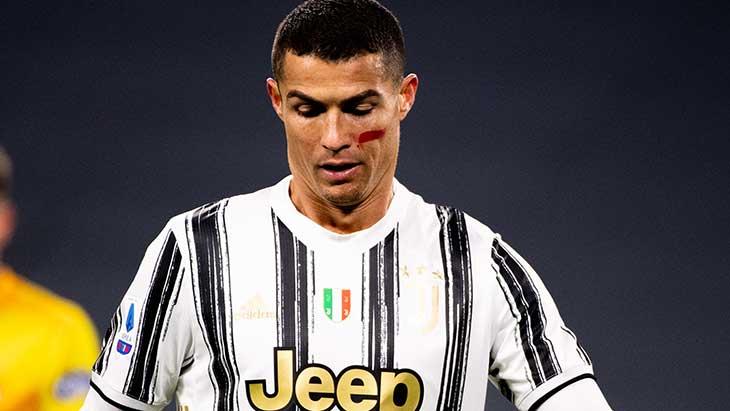 Cristiano Ronaldo Juventus Cagliari