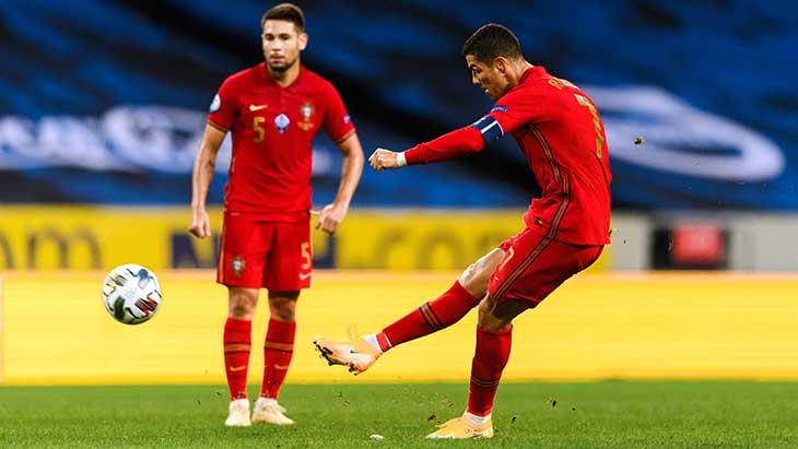 Cristiano Ronaldo absent de l'entraînement collectif de la sélection — Portugal