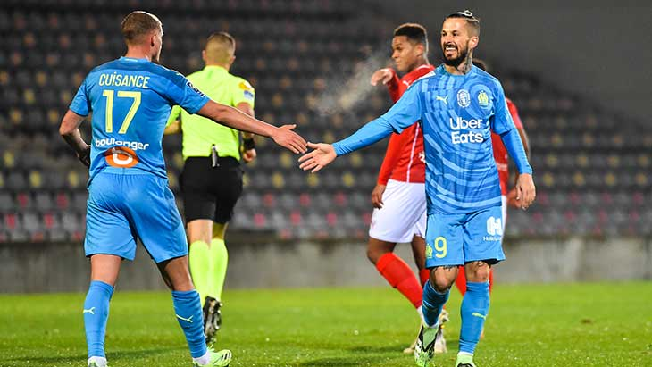 Cuisance Benedetto OM Nimes
