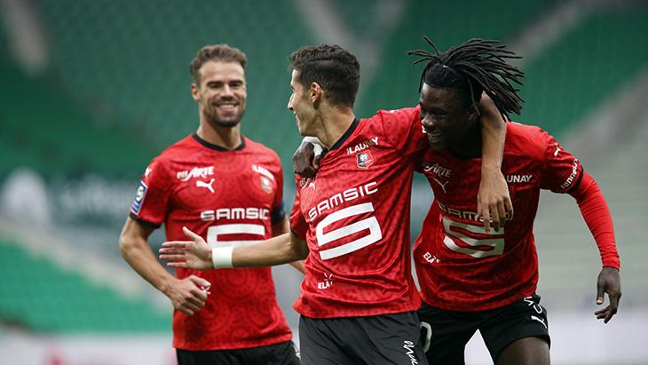 Ligue des champions : première pour Alfred Gomis avec Rennes