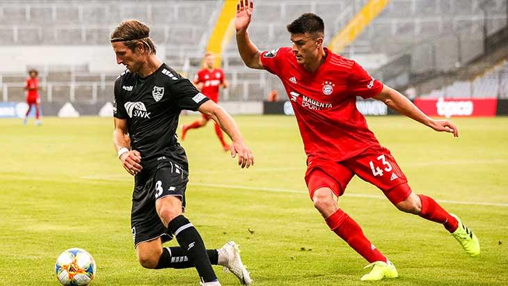 Un défenseur du Bayern débarque (off) — OGC Nice Mercato