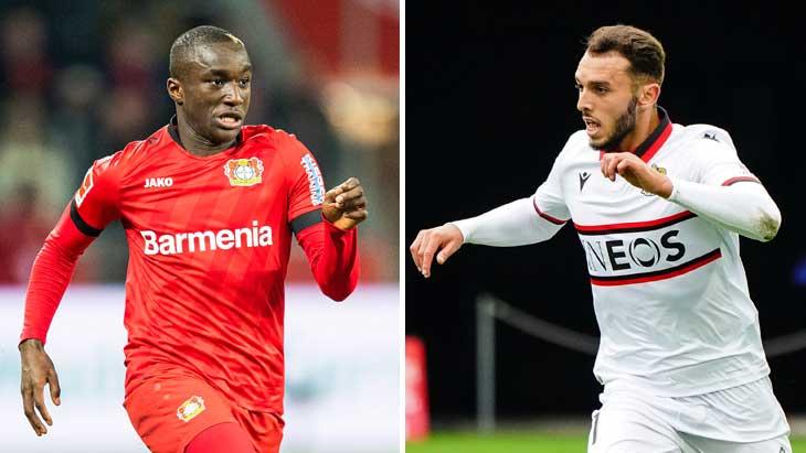 Europa league: Atal et Boudaoui seront du voyage à Leverkusen