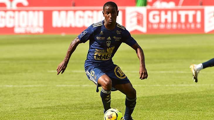 Amadou pour remplacer Diallo — Brest