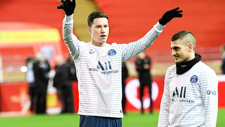 Draxler, Verratti, Icardi, Paredes : le point médical du PSG