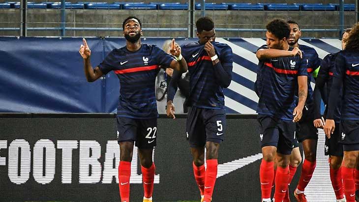 France-Suisse (3-1) : le résumé vidéo des Espoirs