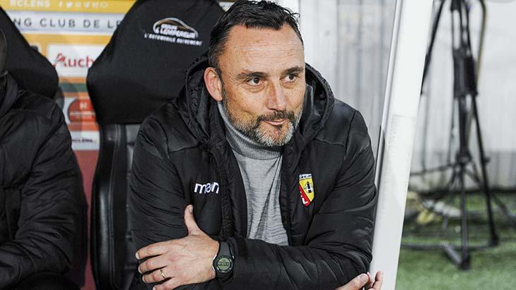 Ligue 1: le contrat de Franck Haise, l'entraîneur de Lens, prolongé
