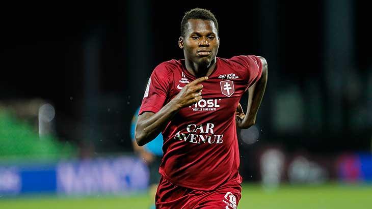 Habib Diallo quitte Metz pour Strasbourg