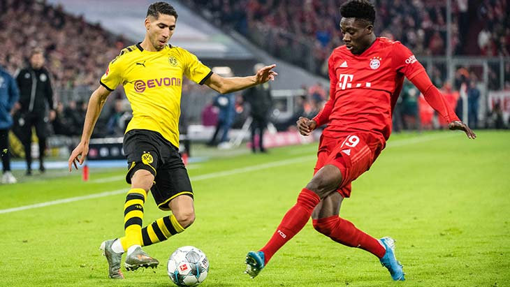 Favre prévient le Bayern — Dortmund