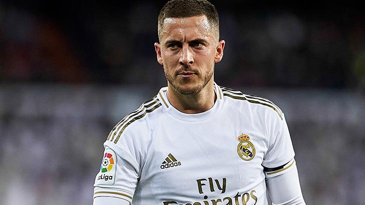 Le club et les fans inquiets pour Hazard — Real Madrid