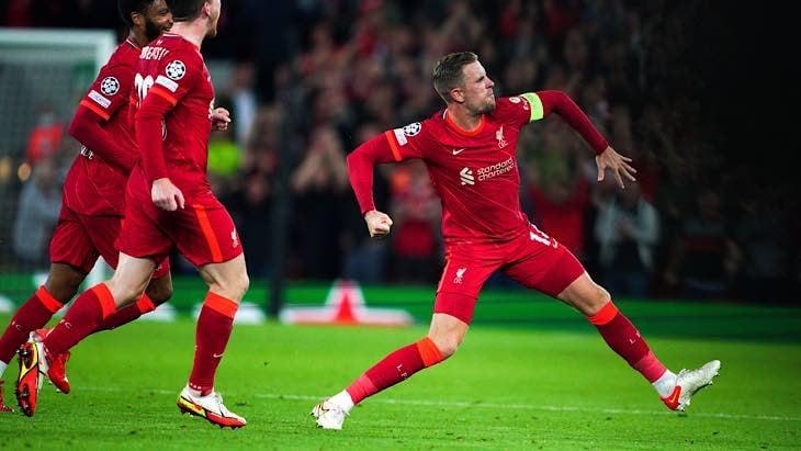 Liverpool Henderson Milan
