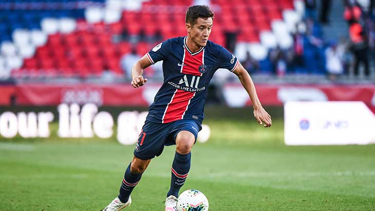 Herrera pressenti pour démarrer — PSG-Atalanta