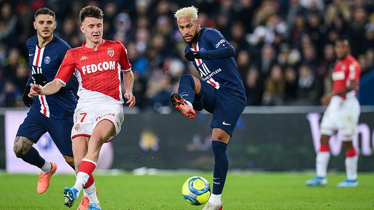 Monaco-PSG : les compos officielles