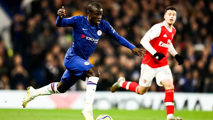 Chelsea aurait décidé de vendre...N'Golo Kanté et Michy Batshuayi