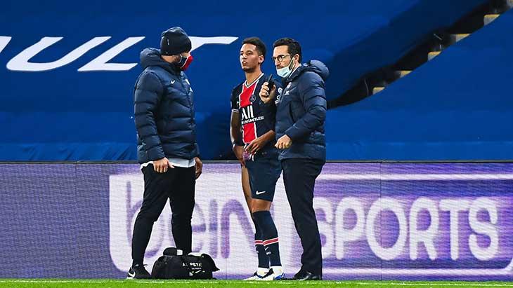 Herrera ne lâche pas Tuchel — PSG