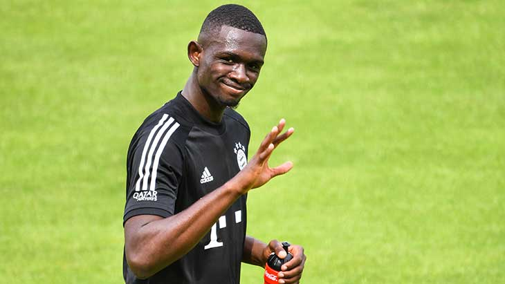 kouassi-bayern-training