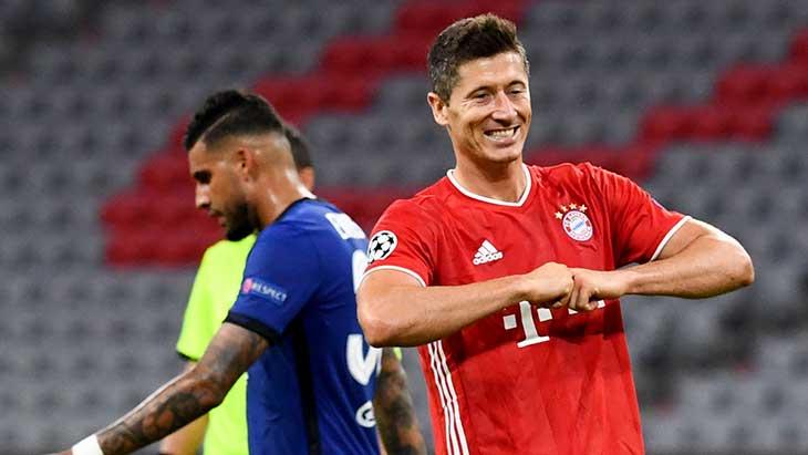 Bayern Chelsea 4 1 Le Resume Video Football Addict