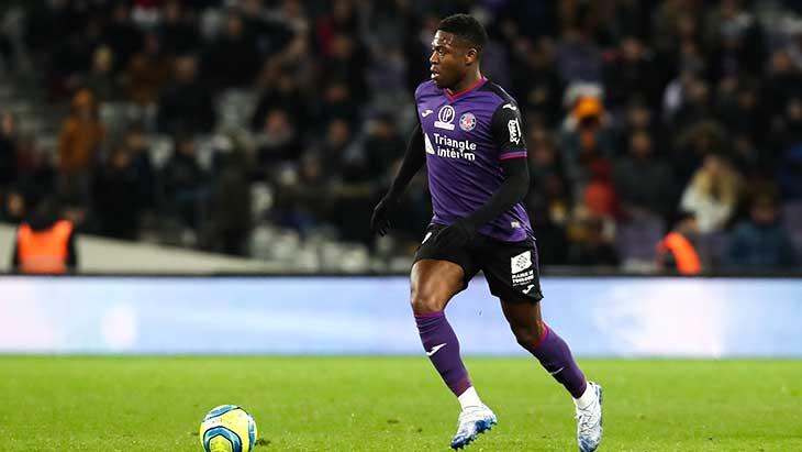 Aaron Leya Iseka (Toulouse) en approche — Mercato Metz
