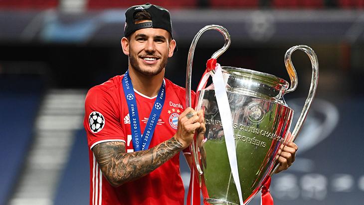Hernandez répond sur son avenir et la piste PSG — Bayern