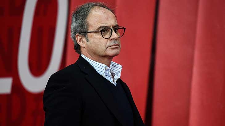 Coup de tonnerre, le départ de Lopez évoqué — Lille