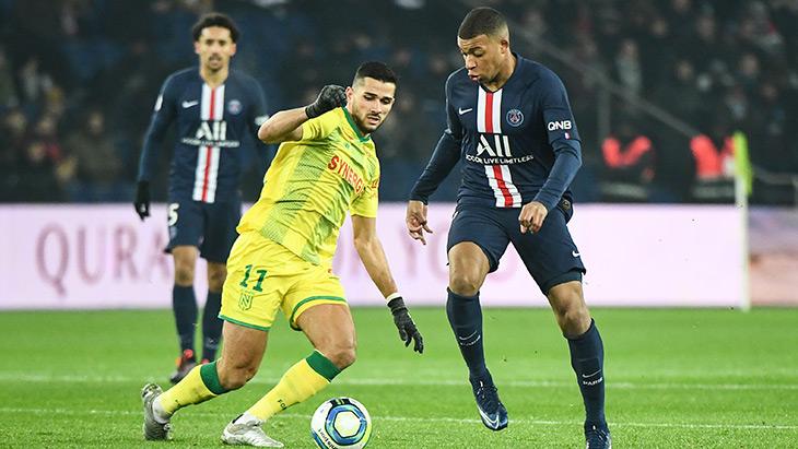 Bagarre entre supporters avant Nantes-PSG - Actualite