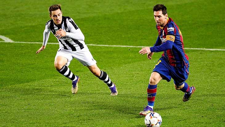 Messi Barça Levante